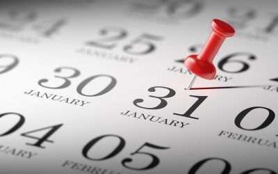 31 Jan calendar
