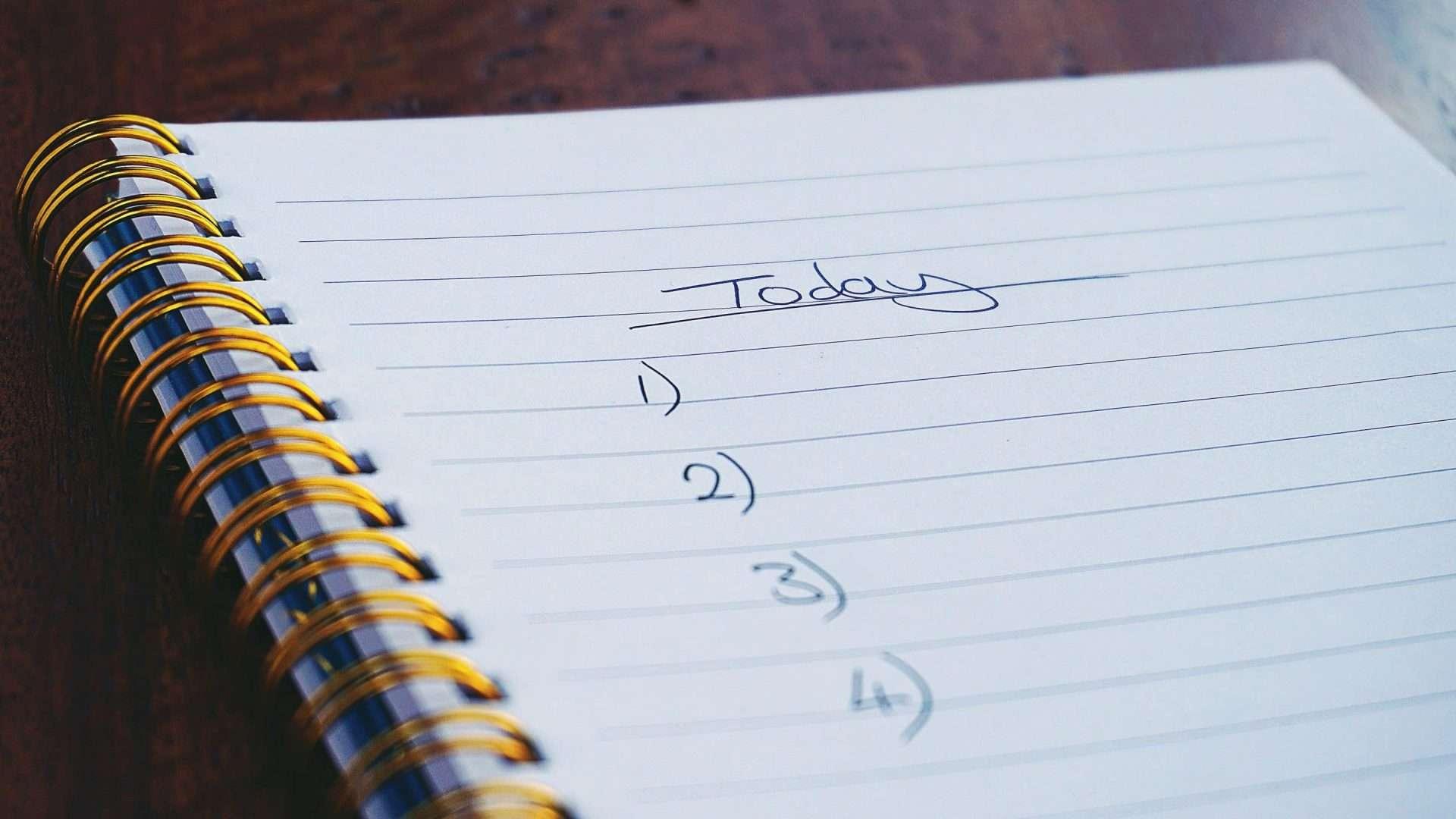 Checklist for Making Tax Digital