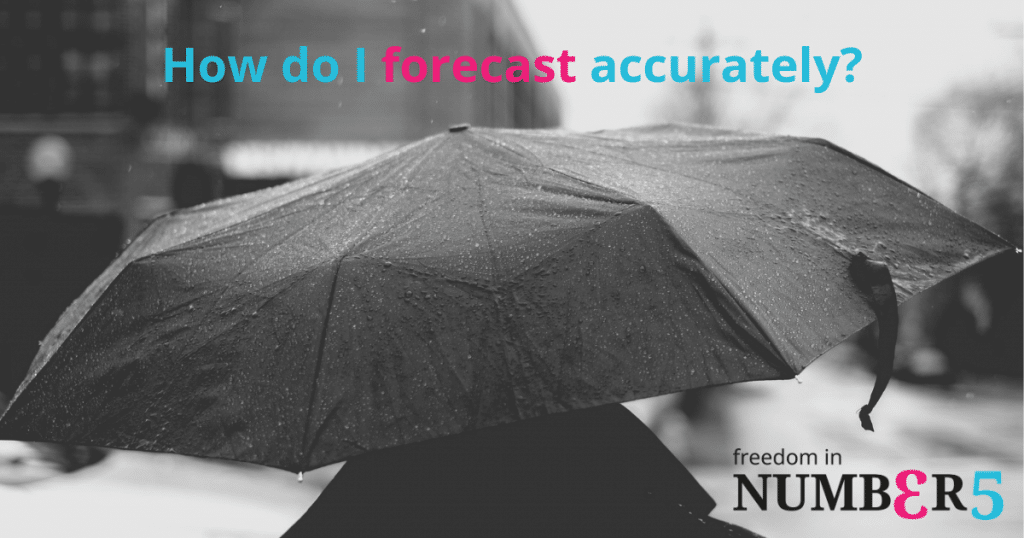 accurate forecasting, business forecasting