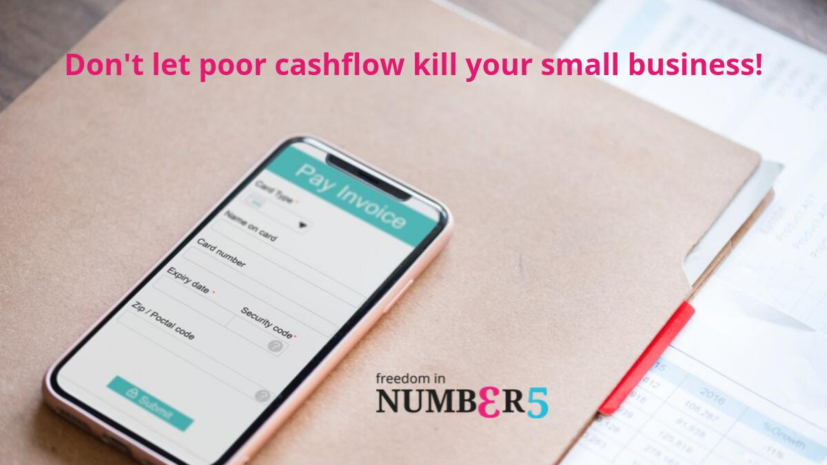 cash flow, cash flow forecast, automating payment