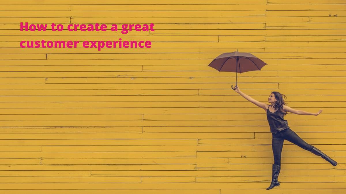 customer experience, CX