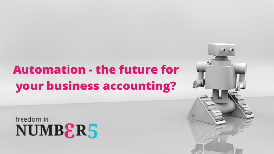 Automation – is it the future for your business accounting?