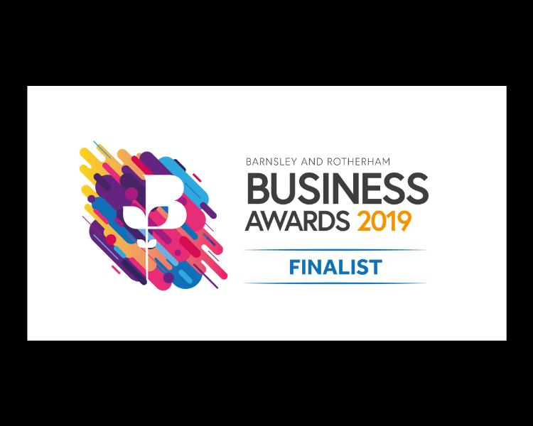 Barnsley & Rotherham Chamber of Commerce Award Finalist