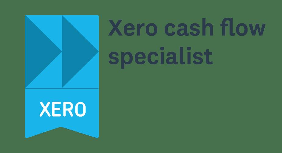 Cashflow specialist badge