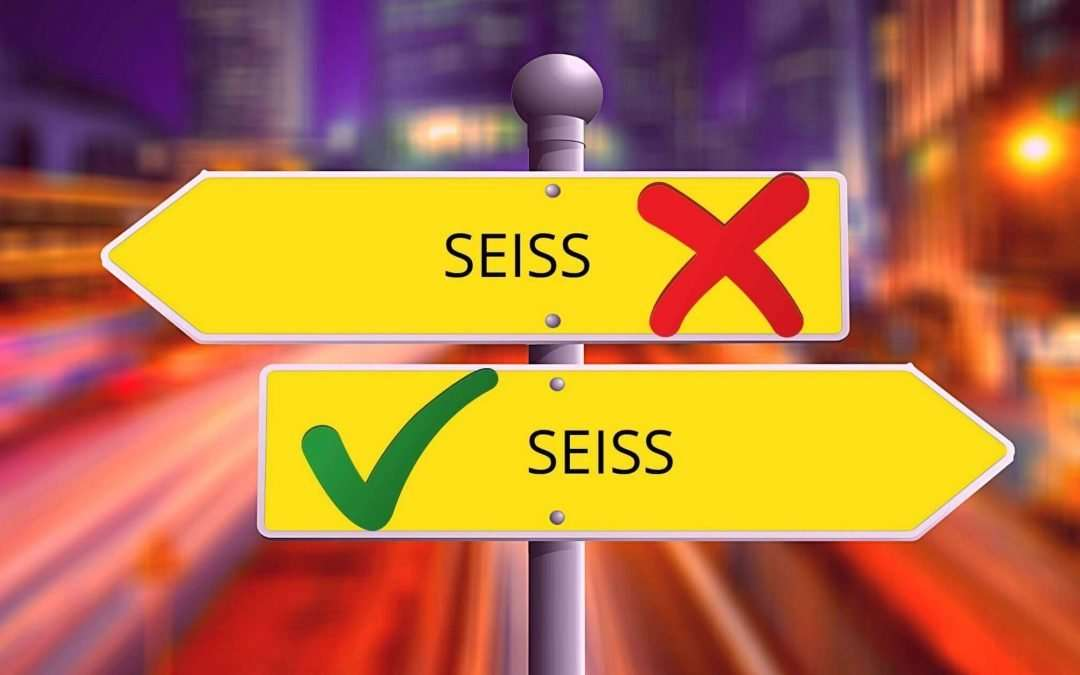 I've claimed SEISS by mistake – what should I do?
