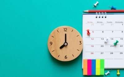 MTD Clock with a calendar