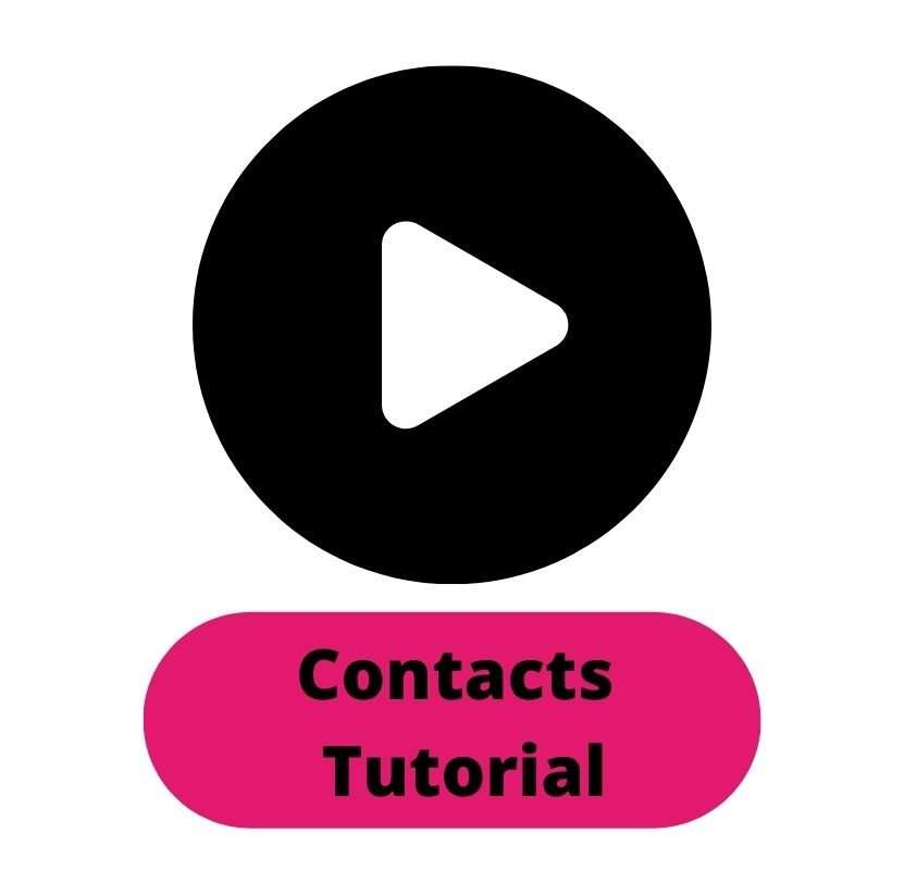 Contacts Tutorial