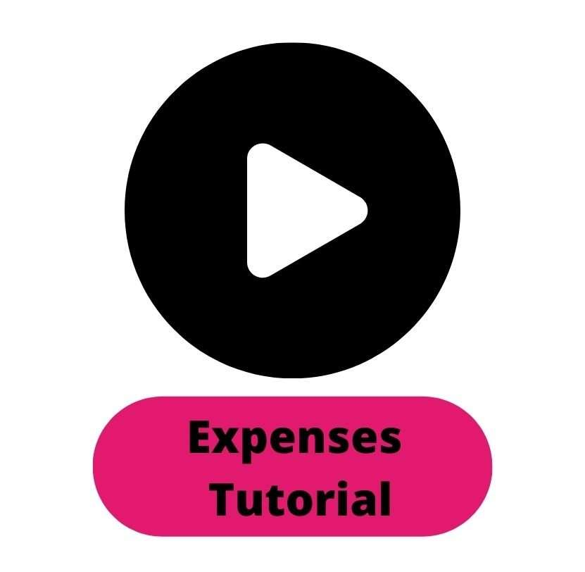 Expenses Tutorial