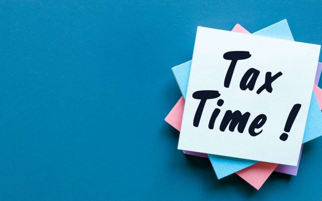 Why you should get your tax return done now